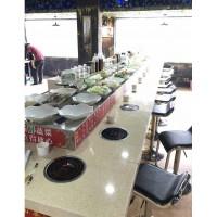 唐山回转串串香火锅设备价格