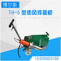 PVC热风自动焊接机 屋面防水卷材爬焊机 防水板焊接机厂家直销