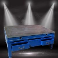 铸铁平台 焊接平台 T型槽平台 研磨平板 检验平板 异形定制