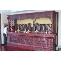 祖先祠堂设计定制 牌位龛 祖龛 定做设计 神龛