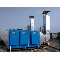 光氧除味设备,光氧催化废气处理设备