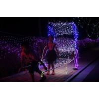 LED光雕厂家报价清单灯光展价格