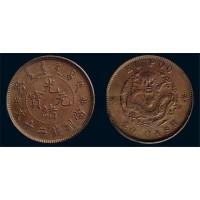 福州哪里可以免费鉴定江南省造光绪元宝铜元