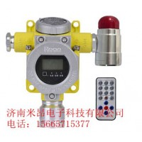 硅烷气体泄漏报警器-实现显示浓度超标后声光报警提醒
