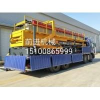 25米高空压瓦机升降平台生产厂家