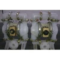 吕梁隔膜泵BQG-350/0.2化工杂质泵经营部