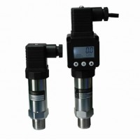 青岛胶州精巧型测水液气压力变送器4-20mA 进口扩散硅压力变送器传感器供应商
