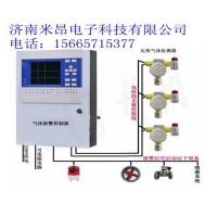 工厂仓库用瓦斯气体探测报警器 监测现场气体浓度