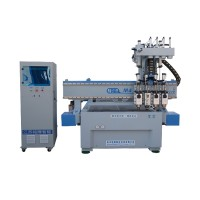 广西华丰厂家供应定制板式家具开料机,木工数控开料设备,全自动加工中心