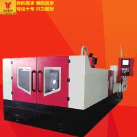 鑫永锋数控厂家直销YF2520定梁龙门雕铣机铝板镂空板花数控雕铣机
