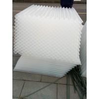 蜂窝斜管填料在水处理中的作用