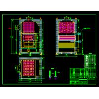 废气处理图纸/2500风量催化燃烧装置/全套生产图纸