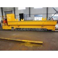 电动平车厂家生产60吨铁水运输钢包车