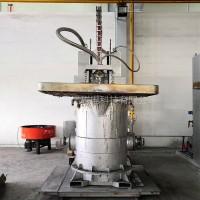 定制翻转式 升降式烤包器烘烤设备 钢包铁包铝水包烤包器