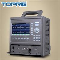 温升记录仪无纸记录仪TP700 8~64通道 7英寸触控工业温度记录仪