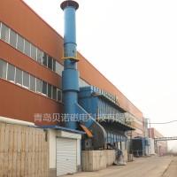 成套熔炉废气处理设备中频电炉除尘器厂家