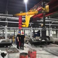炼钢厂炼钢熔炉捞渣设备抓渣机