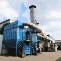 袋式高温中频炉除尘器设备电炉除尘系统