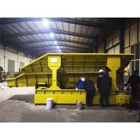 铸造厂中频炉12吨振动给料机