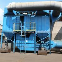 高温冶炼脉冲布袋式除尘器设备厂家设计安装
