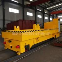 钢厂自动称量钢包运输车铁包搬运车
