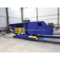 钢厂自动上料车厂家定制2吨中频炉加料机