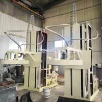 立式翻转式燃油烤包器钢厂烤包设备