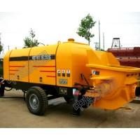 HBTS40矿用混凝土输送泵